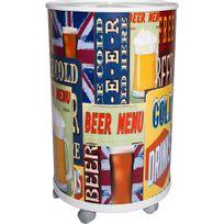 Cooler-ceramic-beer-vintage-para-72-latas