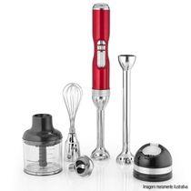 mixer-proline-Kitchenaid-com-11-pecas-vermelho-110v