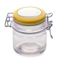 Pote-hermetico-de-vidro-Maxwell---Williams-amarelo-100-ml-