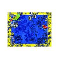 Jogo-americano-de-papel-com-24-pecas-passaros-azul-e-amarelo