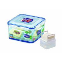 Pote-hermetico-plastico-para-queijo-com-grade-Lock-Lock-12-litros