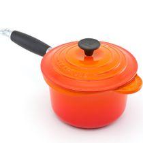 Molheira-de-ferro-com-cabo-Le-Creuset-laranja-16-cm