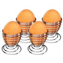 Porta-ovo-cromado-Fackelmann-com-4-pecas