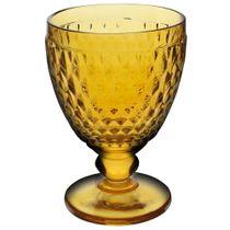Conjunto-de-tacas-de-vidro-Diamond-ambar-com-6-unidades-Dynasty-300-ml