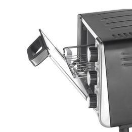 Forno-eletrico-em-aco-escovado-10-litros-cuisinart-TOB-80