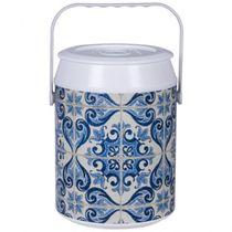 Cooler-Ceramica-mexicana-para-8-latas