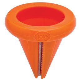 Peeler-para-vegetais-Joie-laranja-7-cm