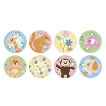 Adesivo-decorativo-Aroeira-Gloo-Zoo-com-8-unidades-
