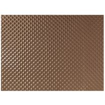 Jogo-americano-retangular-de-policloreto-Diamonds-Copa-bronze-34-x-45-cm