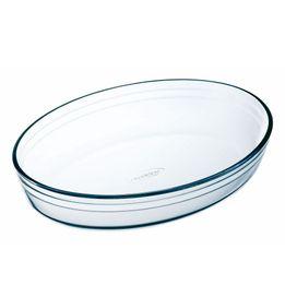 Travessa-refrataria-oval-de-vidro-Luminarc-35-x-24-cm