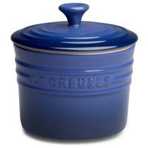 Porta-condimentos-de-ceramica-Le-Creuset-azul-cobalto-830-ml