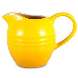 Jarra-para-leite-de-ceramica-Le-Creuset-amarelo-dijon-350-ml---17518