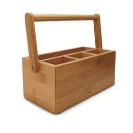 Porta-talheres-de-bambu-com-alca-Tyft-23x11x10-cm