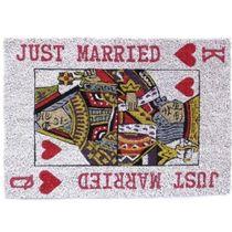 Capacho-de-fibra-de-coco-e-pvc-Just-Maried-Card-45-x-64-cm---17955
