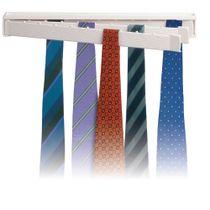 Organizador-de-gravatas-extensivo-para-30-gravatas-Rayen-branco-43-x-5-cm---18325