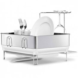 Escorredor-de-pratos-de-aco-inox-SimpleHuman-branco---18798