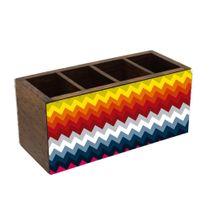 Porta-controle-remoto-de-madeira-Zig-zag-color-22-x-9-cm---19059