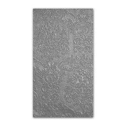 Toalha-de-papel-para-lavabo-Elegance-cinza-com-12-pecas-42-x-33-cm---19427
