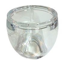 Porta-escova-de-dente-de-acrilico-Droplet-Umbra-incolor---12016
