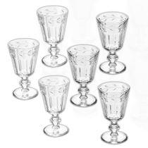 Taca-de-vidro-Roma-incolor-260-ml-com-6-unidades---18151