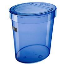 Lixeira-de-poliestileno-retro-oval-Coza-azul-5-litros---15445