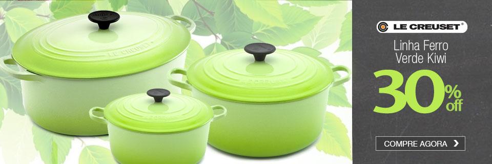Verde Kiwi Le Creuset 30%