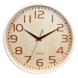 Relogio-de-parede-de-madeira-Trend-bege-28-cm---21385