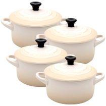 Mini-cocotte-de-ceramica-Le-Creuset-dune-4-pecas-300-ml---21670