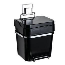 Lixeira-de-plastico-com-suporte-cromado-e-ventosa-Ou-preta-3-litros---22027
