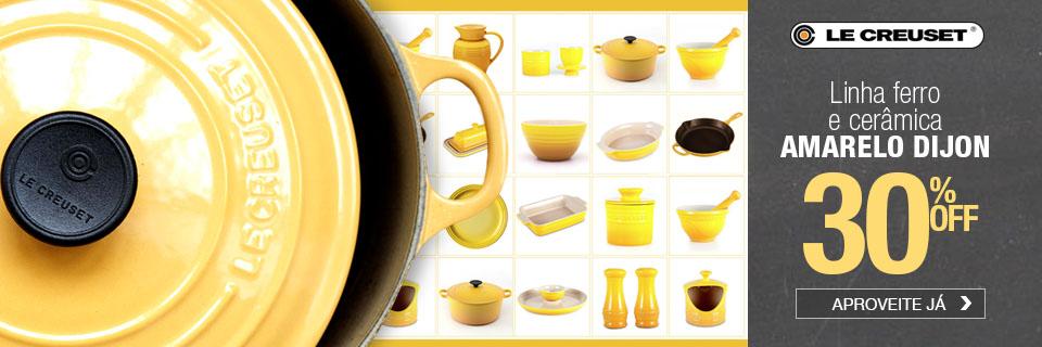 Amarelo Dijon 30% OFF