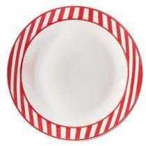 Prato-de-fundo-de-porcelana-L-Hermitage-vermelho-21-cm---22533