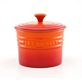Porta-condimentos-de-ceramica-Le-Creuset-laranja-240-ml-