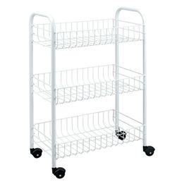 Fruteira-de-aluminio-Siena-Metaltex-3-cestos-branco---22834