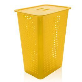 Cesto-de-roupa-de-plastico-Ou-amarela-47-litros---23242