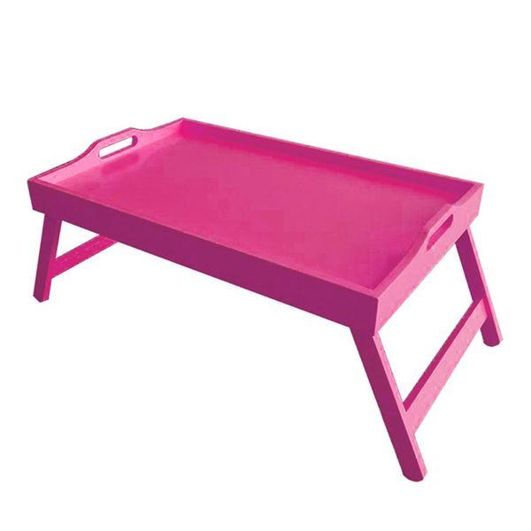 Bandeja-de-cama-de-madeira-Bright-pink-56-x-35-x-25-cm---23804