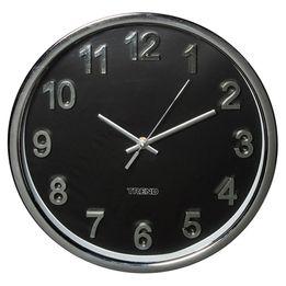 Relogio-de-parede-de-plastico-Numbers-Trend-preto-30-cm---23810