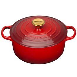 Panela-de-ferro-redonda-Le-Creuset-golden-knob-24-cm---24091