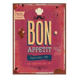 Placa-de-metal-Bon-Appetit-40-x-30-cm---23993
