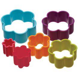 Conjunto-de-cortadores-de-plasticos-Flor-Kitchen-Craft-com-6-pecas---3031594