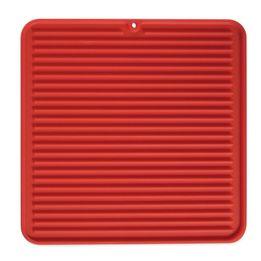 Tapete-de-pia-de-silicone-Lineo-InterDesign-vermelho-30-x-30-cm---24637