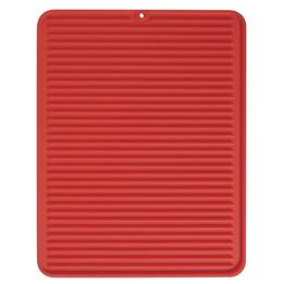 Tapete-de-pia-de-silicone-Lineo-InterDesign-vermelho-40-x-30-cm---24639