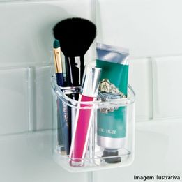 Porta-escova-de-dente-adesivo-de-acrilico-InterDesign-125-x-10-x-6-cm---24599