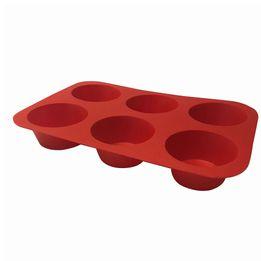 Forma-de-silicone-para-cupcake-6-divisorias-vermelha-235-x-16-x-6-cm---24659