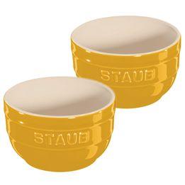 Ramekin-de-ceramica-Staub-amarelo-2-pecas-250-ml---10753
