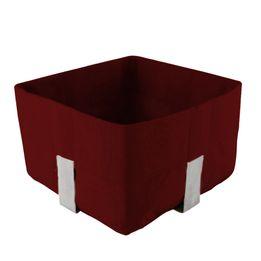 Cesta-para-pao-de-algodao-Fackelmann-vermelho-20-cm---24875