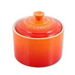 Acucareiro-de-ceramica-Le-Creuset-laranja-300-ml---25028