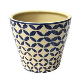Cachepot-de-ceramica-Folhas-bege-14-x-12-cm---24980