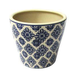 Cachepot-de-ceramica-Arabesco-bege-14-x-12-cm---24981