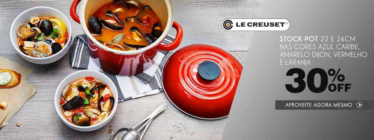 Stock Pot Le Creuset