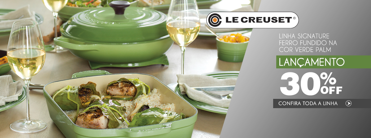 Le Creuset Palm 30% OFF